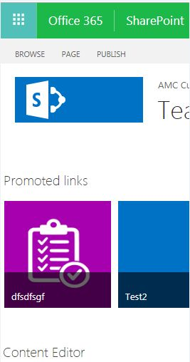 Remove The Quick Launch Bar And Extend The SharePoint Page