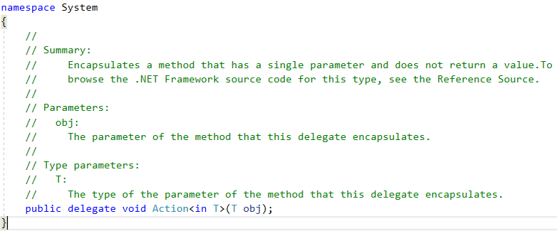 Why Use Delegate