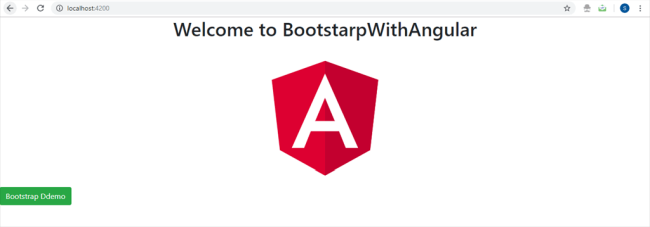 Adding Bootstrap In Angular 6 Project