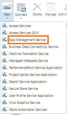 Configure SharePoint On-Premises Deployments for Apps in SharePoint