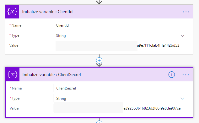 MS Flow - Get data From 3rd Party Applicaion Using ClientID And Client Secret In REST API