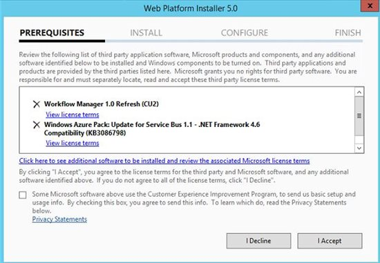 SharePoint 2016 - Part Three - Installing of Workflow Manager 1 0