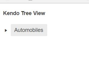 Expand The Nodes Of Kendo Tree View In Initial Loading