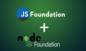 Node.js Foundation And JS Foundation Talk Merger