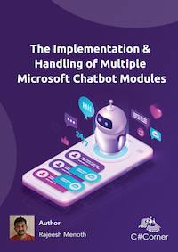 The Implementation & Handling of Multiple Microsoft Chatbot Modules