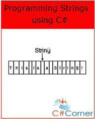 Programming Strings using C#