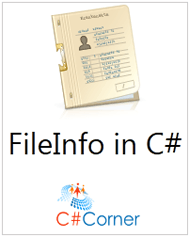 FileInfo in C#