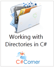 Working with Directories in C#