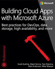 Building Cloud Apps with Windows Azure