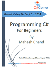 Programming C# for Beginners