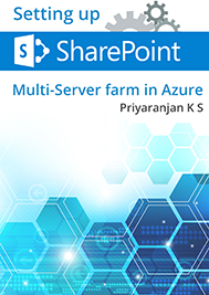 Setting Up SharePoint 2016 Multi-Server Farm In Azure