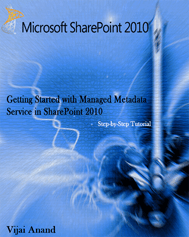 Getting Started with Managed Metadata Service in SharePoint 2010