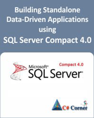 Building Standalone Data-Driven Applications using SQL Server Compact 4.0