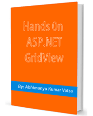 Hands on ASP.NET GridView