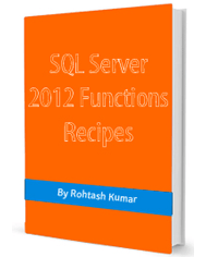 SQL Server 2012 Functions Recipes