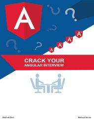 Crack Your Angular Interview
