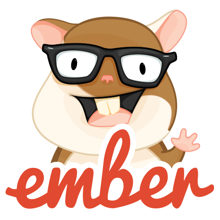 version 3.8 of Ember.js, Ember Data, and Ember CLI