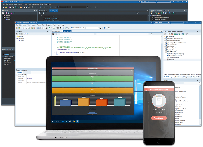 RAD Studio 10 3 2 Brings Expanded Support For Windows 64-Bit And