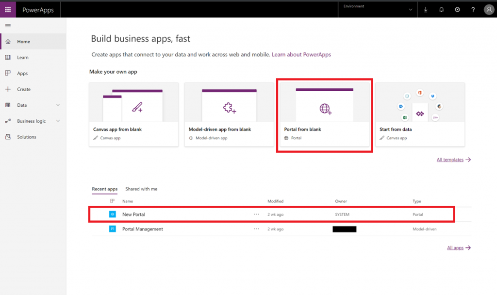 PowerApps Portals Is Now Available