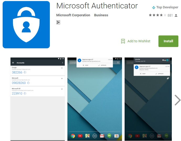 Microsoft Launches New Authenticator App On iOS And Android