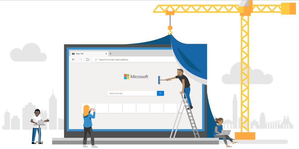 Microsoft Edge Beta Released