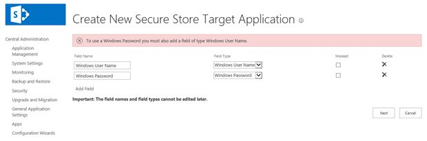 Creating Secure Target Application8