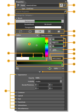 Drawing In Microsoft Blend 2015 For Visual Studio