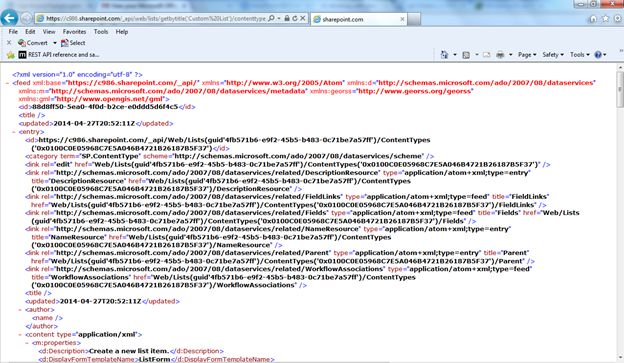 XML%20format Xml Format Example For User on
