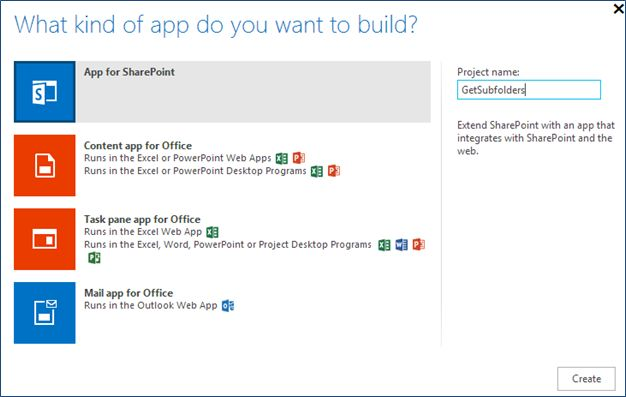 App for SharePoint