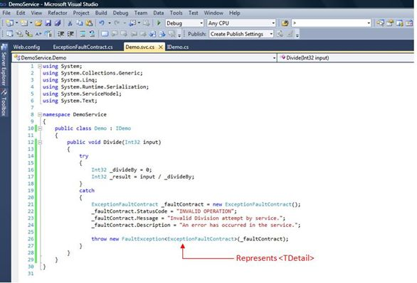 A Fault Message Will Contain Details Of The Exception As Ropriate And One Codes Defined By Soap Specification