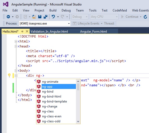 An Overview To AngularJS