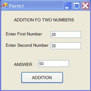 convert console application to winforms application