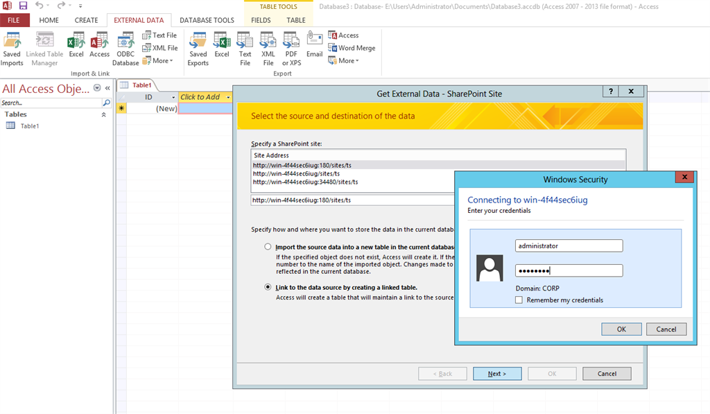 How To Append Items To A Sharepoint 2013 List With Data From Excel Sheet