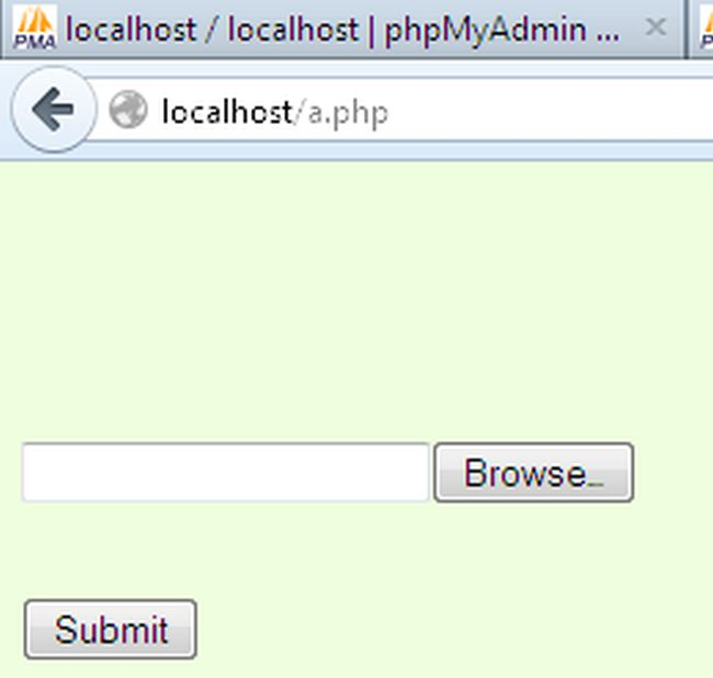 how to connect php files with javascript