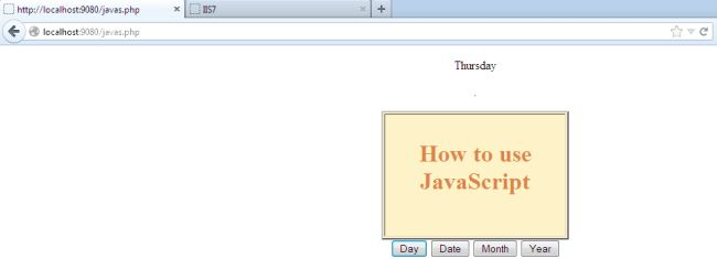 how to call function in function in javascript