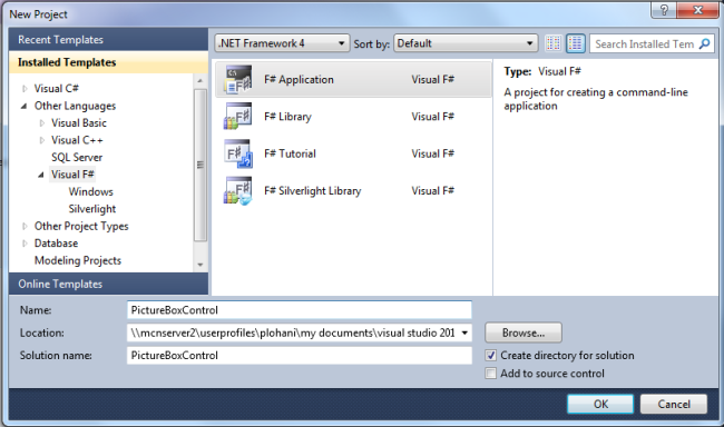 how to use scrollbar in c windows application