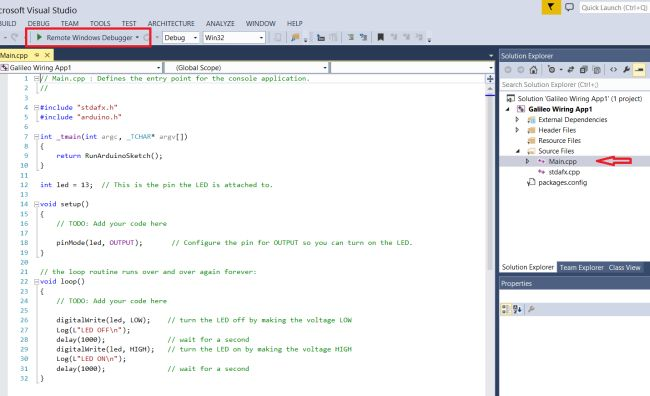stdOut and debugger
