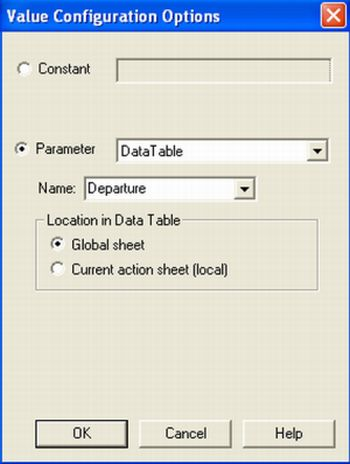 how to add an exclusion in qtp