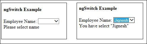 ngSwitch