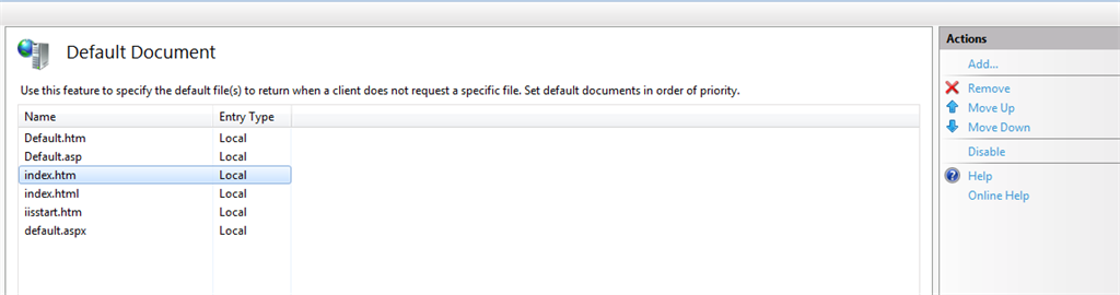 Default-Document_IIS