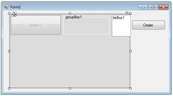 Windows Forms FlowLayoutPanel