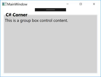WPF GroupBox