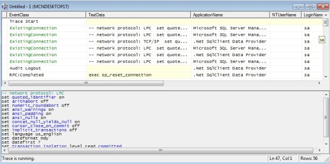 sql server how to stop a long running query
