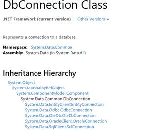 dbconnection
