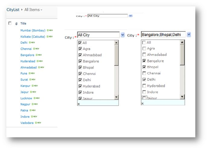 AutoComplete DropDown Using jQuery With C#