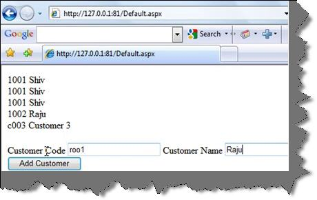 Create a CSV File from a .NET Generic List