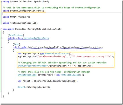 ConfiguationManager