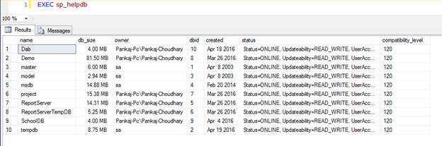 50 Important Queries In SQL Server