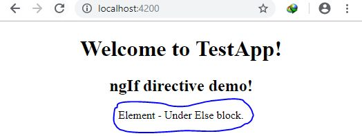 Add/Remove HTML Elements Using Structural Directives