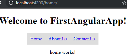 Angular 7 Routing With Preserving Trailing Slash In URL